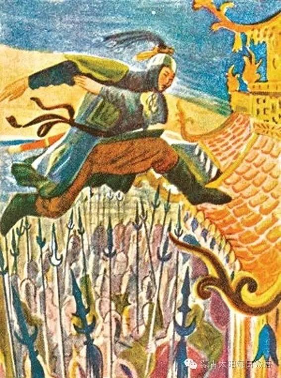 一个蒙古人眼中的欧洲  第32章 世界著名蒙古族画家费岳达尔•卡尔梅克 第12张 一个蒙古人眼中的欧洲  第32章 世界著名蒙古族画家费岳达尔•卡尔梅克 蒙古画廊