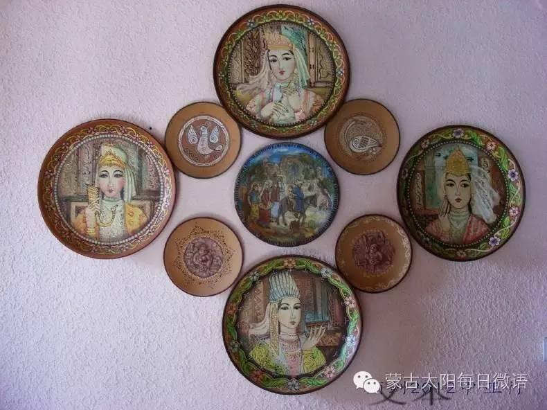 一个蒙古人眼中的欧洲  第32章 世界著名蒙古族画家费岳达尔•卡尔梅克 第15张 一个蒙古人眼中的欧洲  第32章 世界著名蒙古族画家费岳达尔•卡尔梅克 蒙古画廊