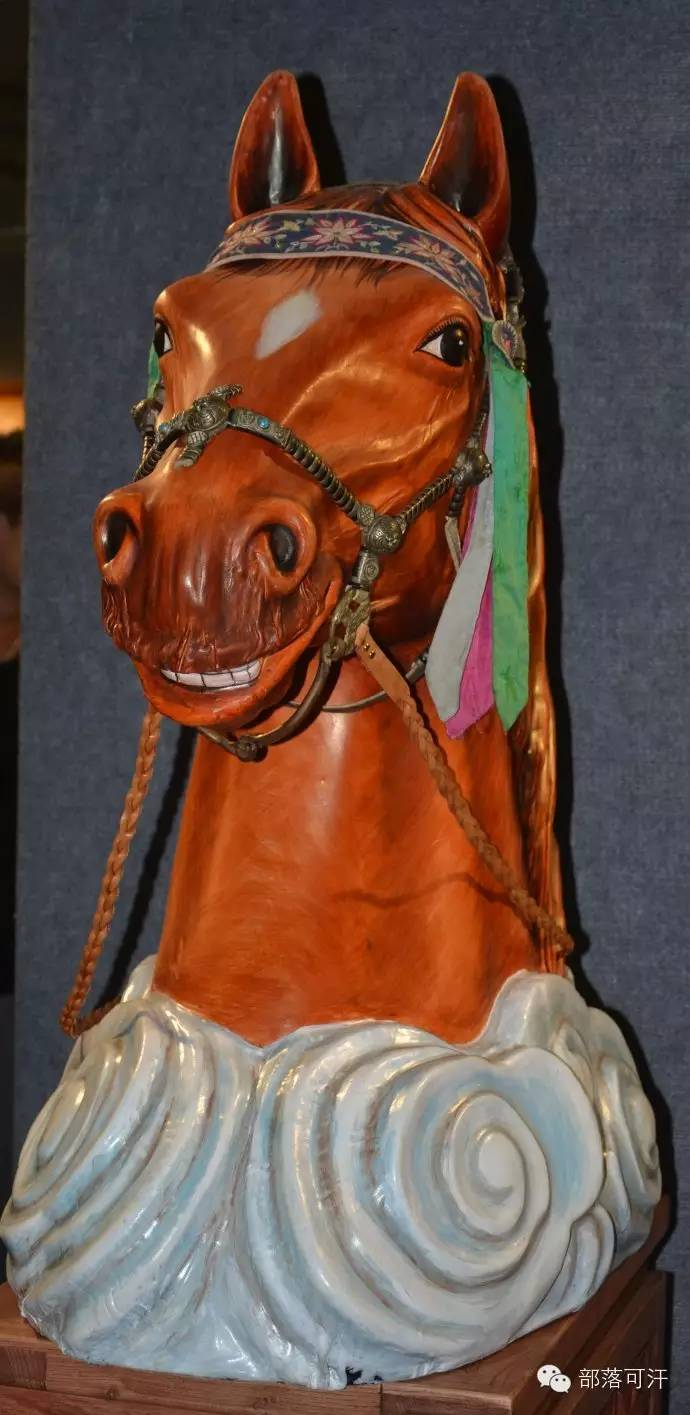 蒙古族皮画皮雕艺术欣赏 第2张 蒙古族皮画皮雕艺术欣赏 蒙古工艺