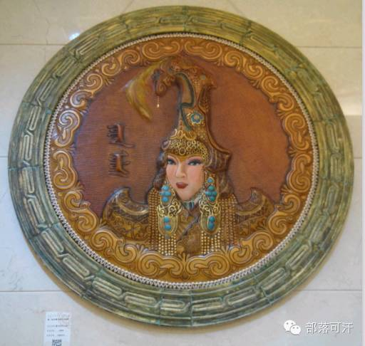 蒙古族皮画皮雕艺术欣赏 第20张 蒙古族皮画皮雕艺术欣赏 蒙古工艺