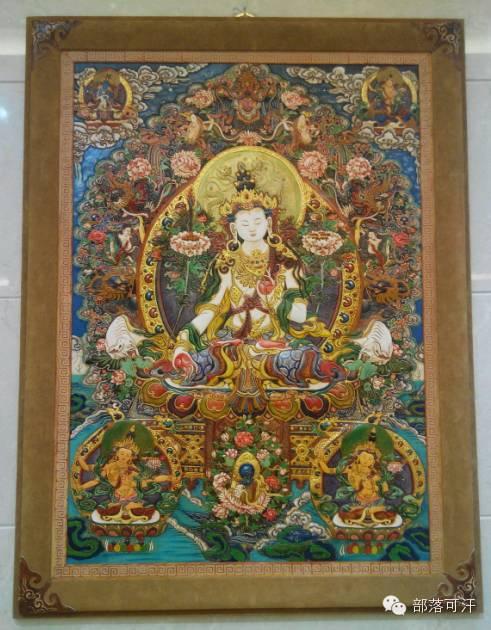 蒙古族皮画皮雕艺术欣赏 第40张 蒙古族皮画皮雕艺术欣赏 蒙古工艺