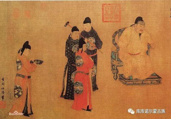 上海世居蒙古族族源 第4张 上海世居蒙古族族源 蒙古文化