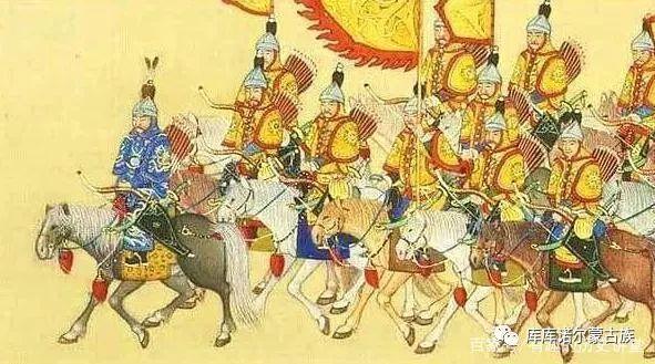 上海世居蒙古族族源 第9张 上海世居蒙古族族源 蒙古文化