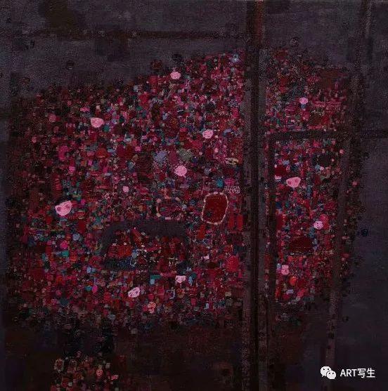 第十三届内蒙古自治区美术作品展览(油画作品) 第129张