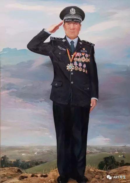 第十三届内蒙古自治区美术作品展览(油画作品) 第132张