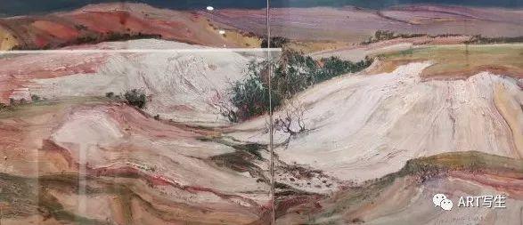 第十三届内蒙古自治区美术作品展览(油画作品) 第142张