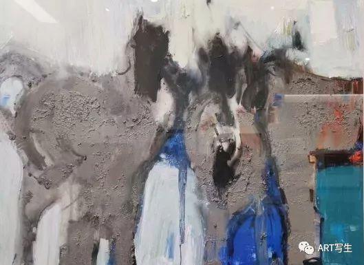 第十三届内蒙古自治区美术作品展览(油画作品) 第143张