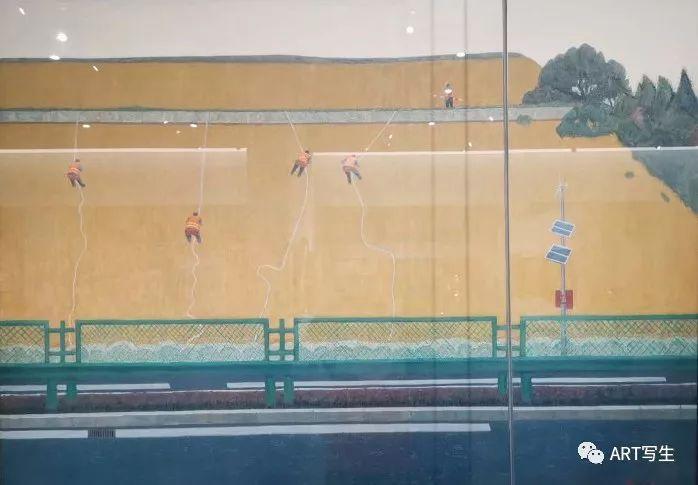 第十三届内蒙古自治区美术作品展览(油画作品) 第148张