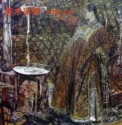 🔴内蒙古油画家--周宇油画作品 第2张