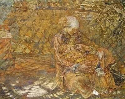 🔴内蒙古油画家--周宇油画作品 第4张