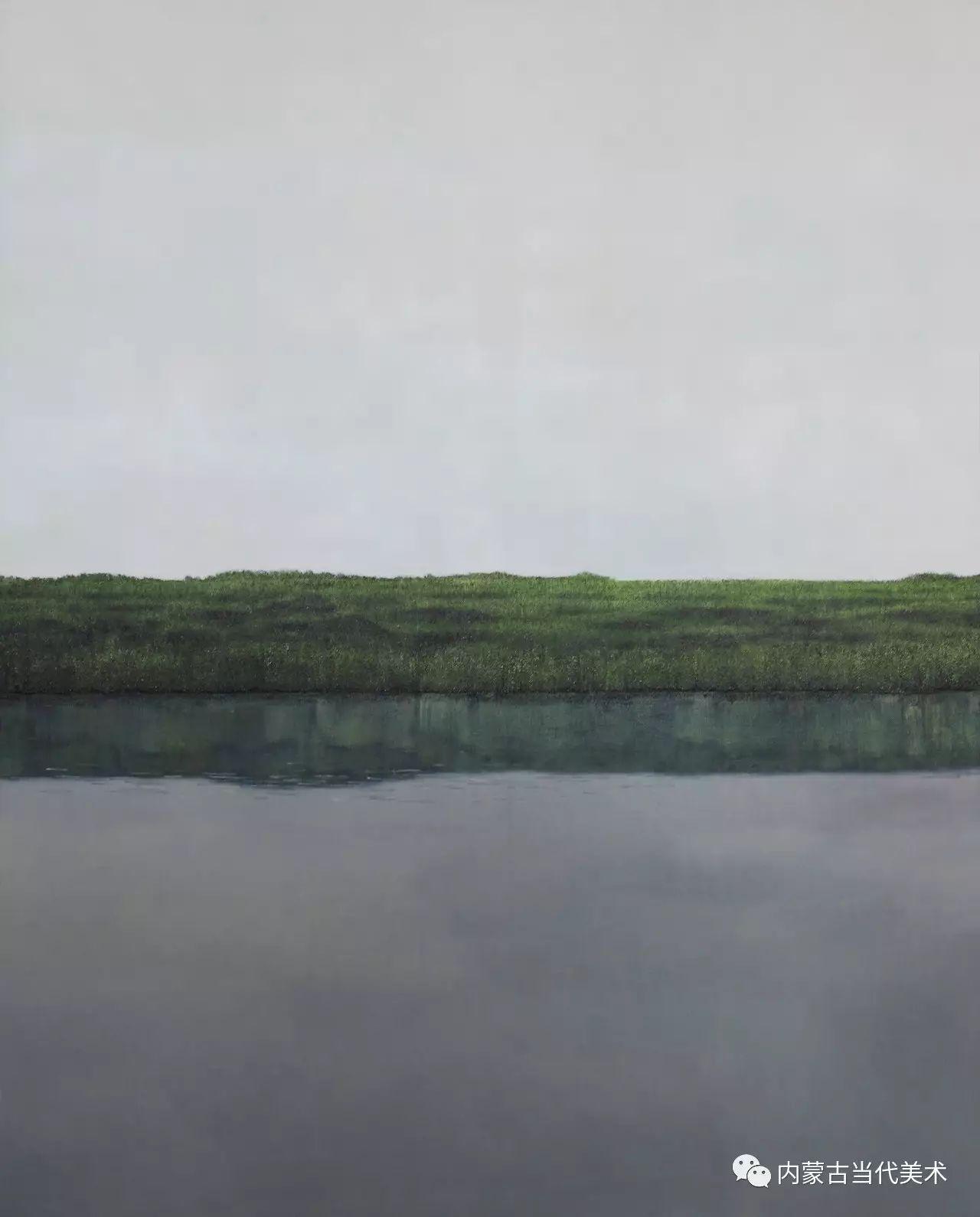 内蒙古油画艺术微展——李 鑫 第8张