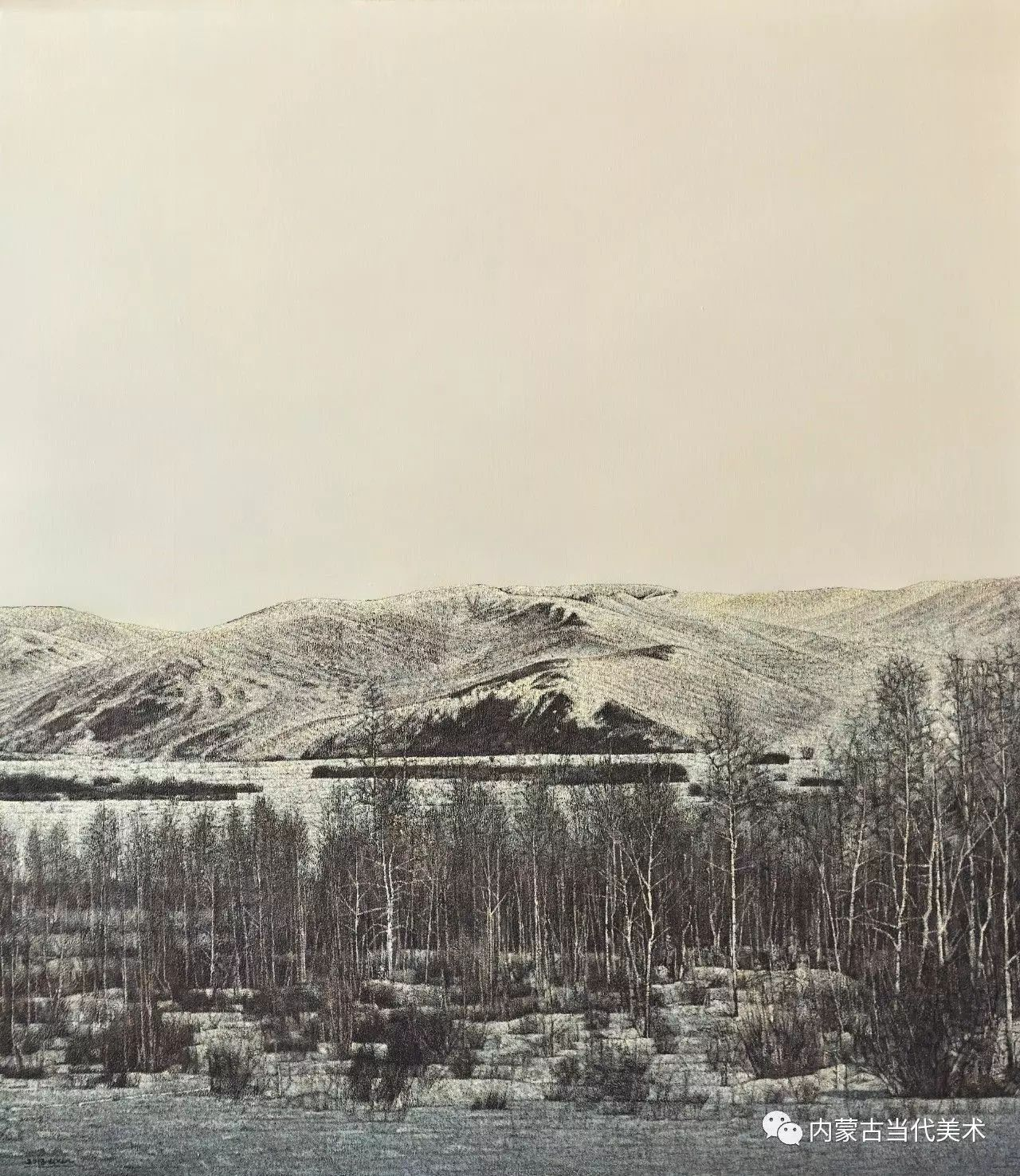 内蒙古油画艺术微展——李 鑫 第11张
