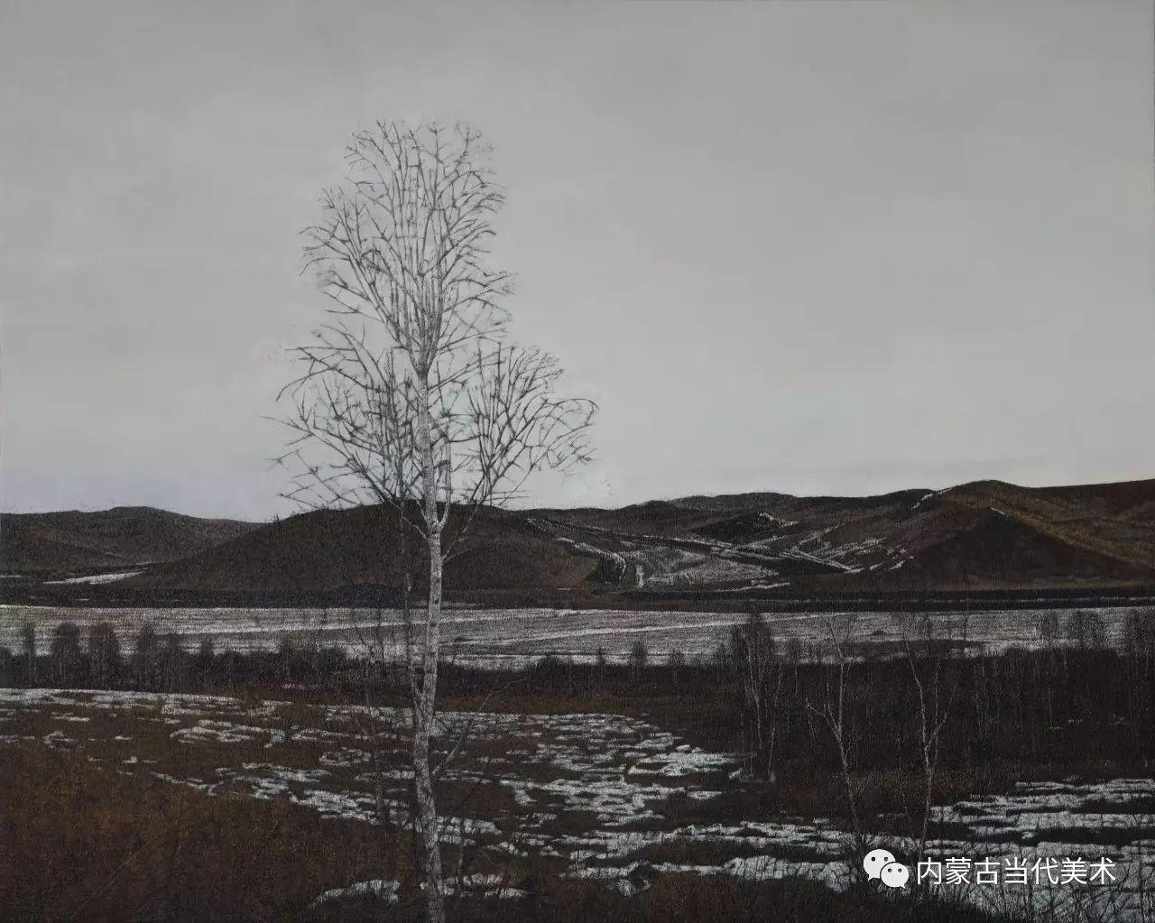 内蒙古油画艺术微展——李 鑫 第16张