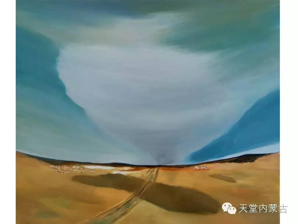🔴内蒙古画家刘东油画作品 第13张 🔴内蒙古画家刘东油画作品 蒙古画廊