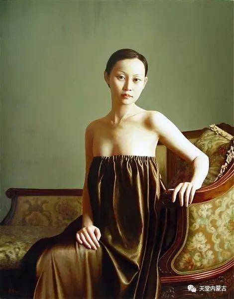 内蒙古画家——晓青油画作品欣赏 第6张 内蒙古画家——晓青油画作品欣赏 蒙古画廊