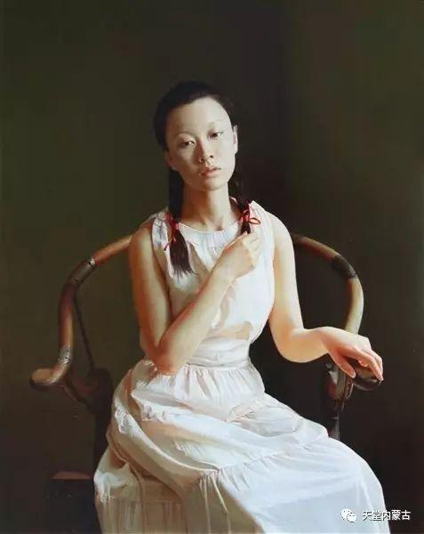 内蒙古画家——晓青油画作品欣赏 第7张 内蒙古画家——晓青油画作品欣赏 蒙古画廊