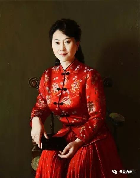 内蒙古画家——晓青油画作品欣赏 第8张 内蒙古画家——晓青油画作品欣赏 蒙古画廊