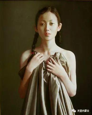 内蒙古画家——晓青油画作品欣赏 第12张 内蒙古画家——晓青油画作品欣赏 蒙古画廊