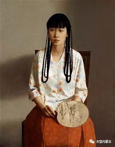 内蒙古画家——晓青油画作品欣赏 第14张 内蒙古画家——晓青油画作品欣赏 蒙古画廊