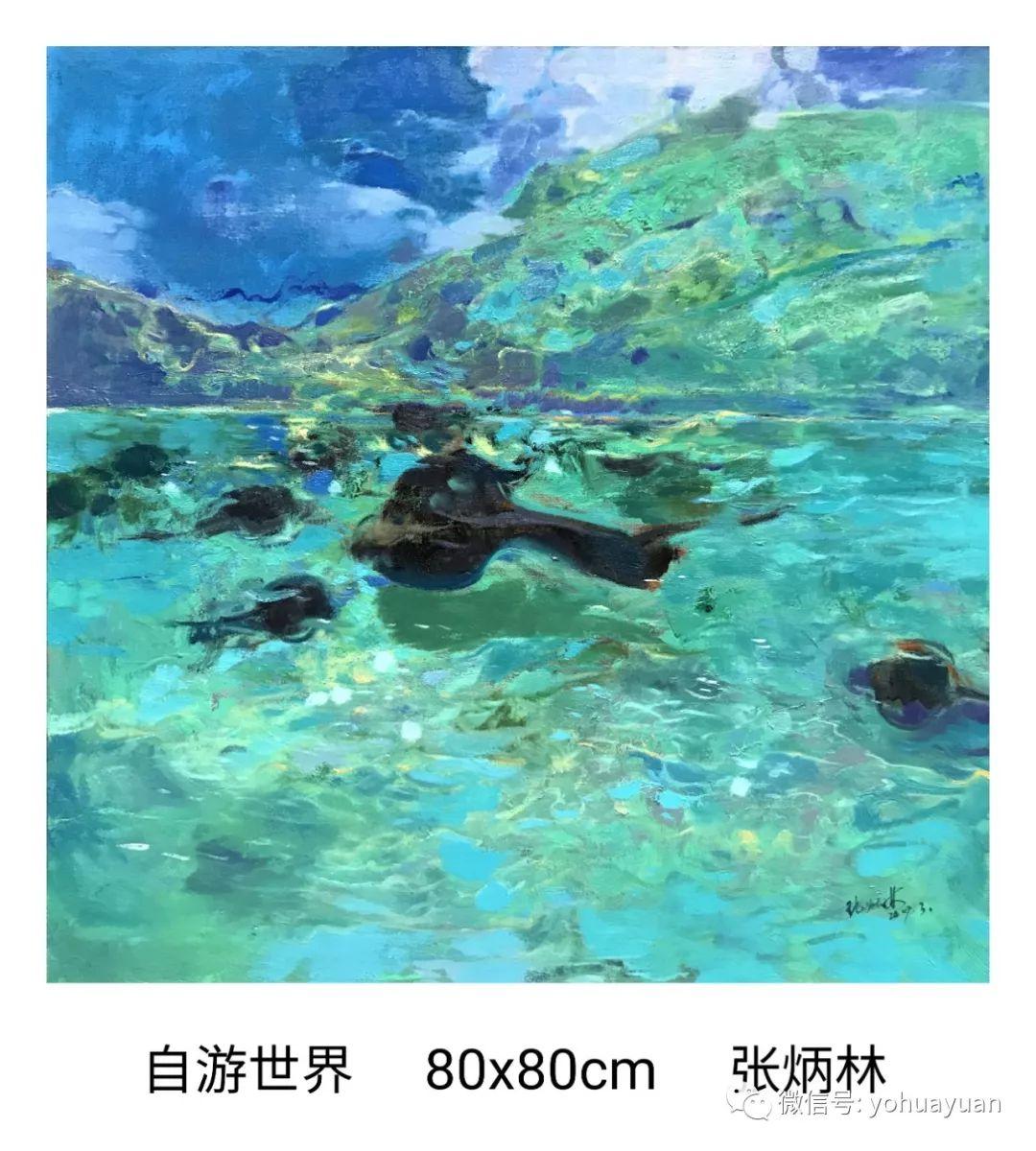 油画作品拍卖(内蒙古草原写生) 第67张