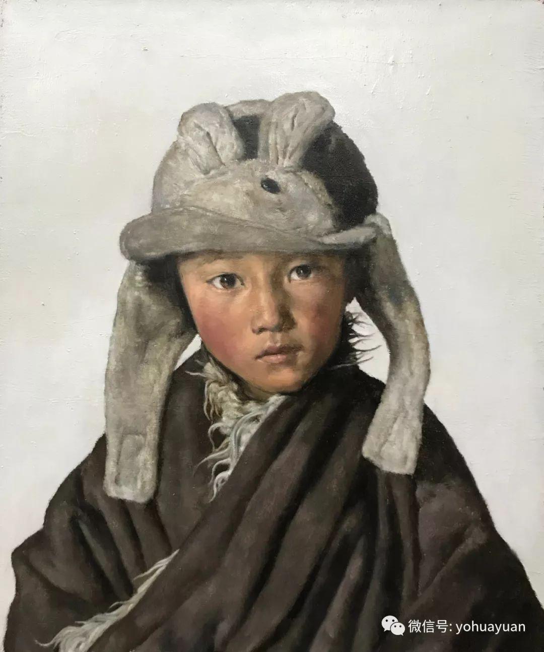 油画作品拍卖(内蒙古草原写生) 第74张