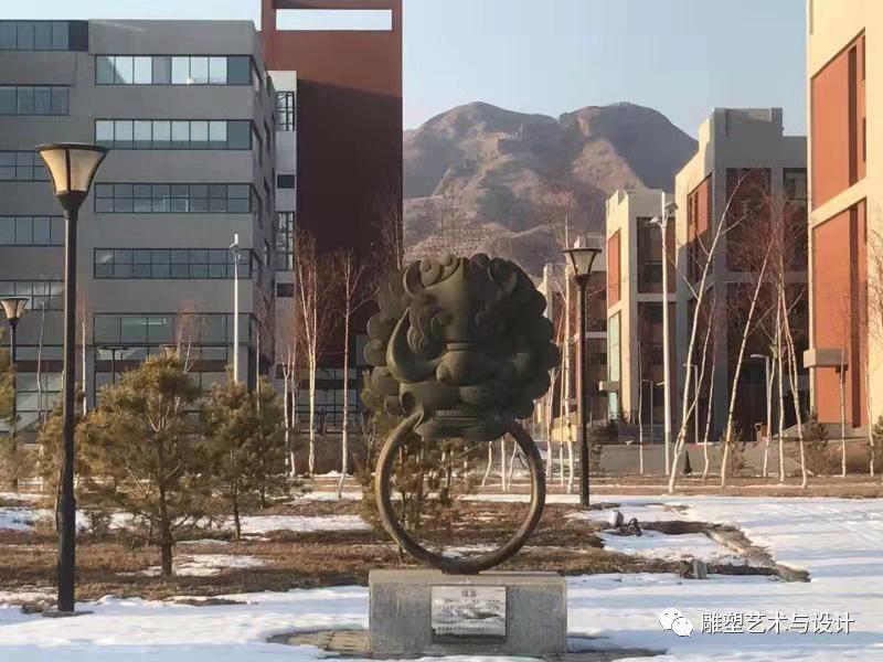 内蒙古建筑职业技术学院雕塑专业教师岳布仁作品 第14张
