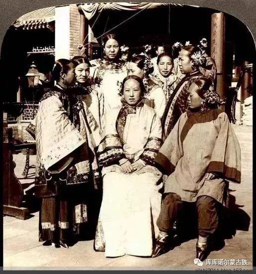 【历史】满清政府对蒙古各部别出心裁的策略 第10张 【历史】满清政府对蒙古各部别出心裁的策略 蒙古文化