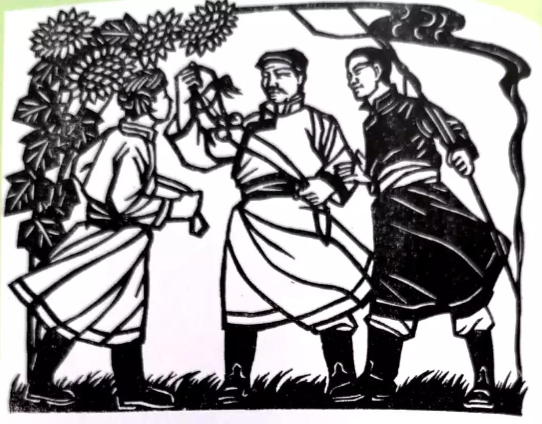 蒙古族画家|伊木舍楞 第11张 蒙古族画家|伊木舍楞 蒙古画廊