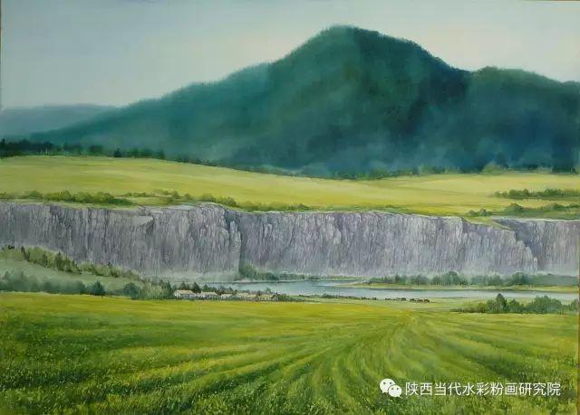 马志有水彩作品欣赏 第22张