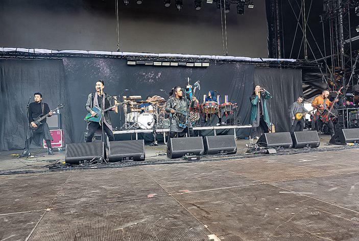蒙古音乐登上世界顶级摇滚音乐节!THE HU乐队2019Rock Am Ring音乐节现场视频 第15张 蒙古音乐登上世界顶级摇滚音乐节!THE HU乐队2019Rock Am Ring音乐节现场视频 蒙古音乐