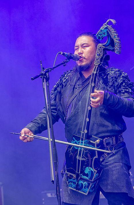 蒙古音乐登上世界顶级摇滚音乐节!THE HU乐队2019Rock Am Ring音乐节现场视频 第21张 蒙古音乐登上世界顶级摇滚音乐节!THE HU乐队2019Rock Am Ring音乐节现场视频 蒙古音乐