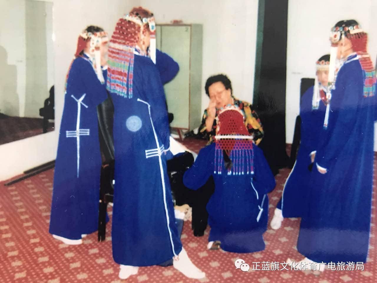 【察哈尔头饰】盟级非物质文化遗产代表性传承人—色·乌云毕力格 第13张