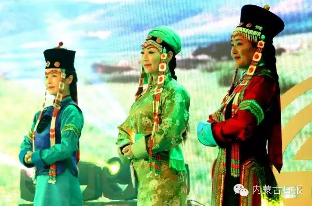 (图集)察哈尔服饰的传统之美 第4张