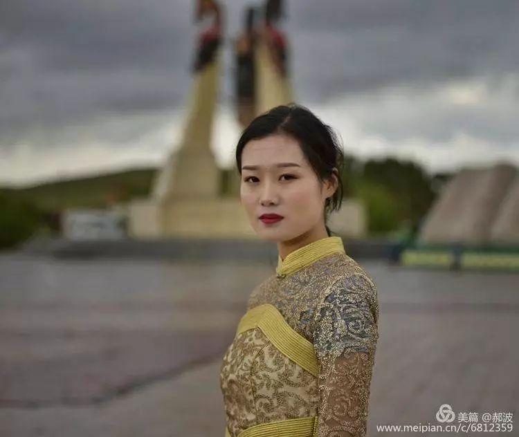 第三届察哈尔蒙古族服装服饰展演剪影 第80张