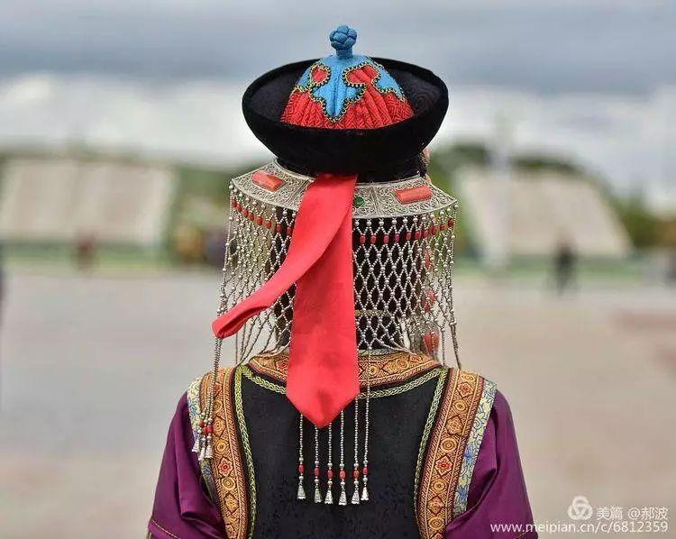 第三届察哈尔蒙古族服装服饰展演剪影 第88张