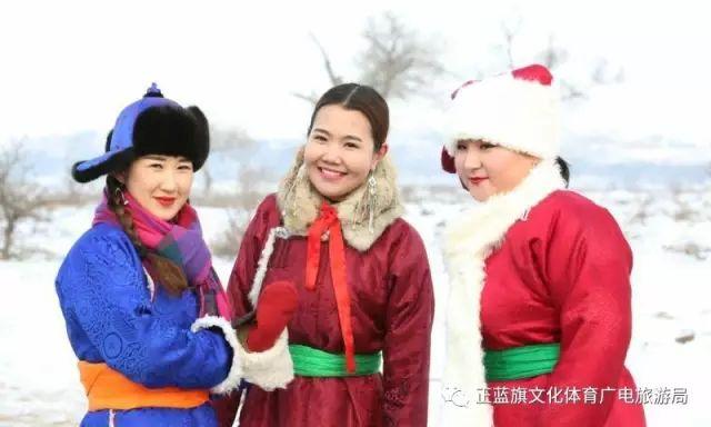 冰雪察哈尔丨察哈尔服饰的魅力 第4张 冰雪察哈尔丨察哈尔服饰的魅力 蒙古服饰