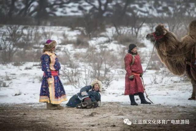 冰雪察哈尔丨察哈尔服饰的魅力 第14张 冰雪察哈尔丨察哈尔服饰的魅力 蒙古服饰