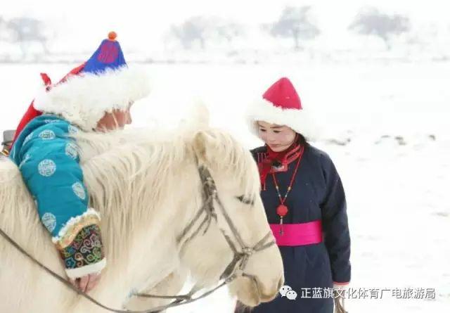 冰雪察哈尔丨察哈尔服饰的魅力 第20张 冰雪察哈尔丨察哈尔服饰的魅力 蒙古服饰