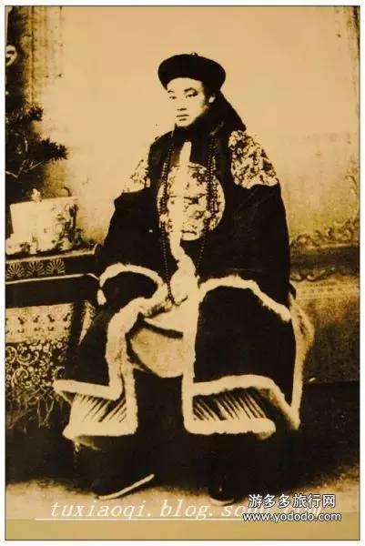 【蒙古人】喀喇沁王爷.贡桑诺尔布(下) 第1张 【蒙古人】喀喇沁王爷.贡桑诺尔布(下) 蒙古文化