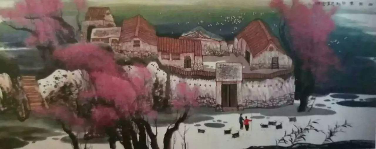 【人物传真】著名蒙古族青年艺术家——敖特 第16张 【人物传真】著名蒙古族青年艺术家——敖特 蒙古画廊