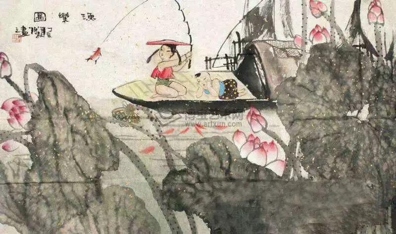 【人物传真】著名蒙古族青年艺术家——敖特 第20张 【人物传真】著名蒙古族青年艺术家——敖特 蒙古画廊