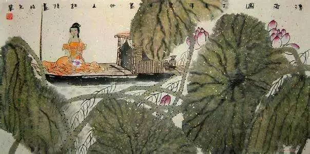 【人物传真】著名蒙古族青年艺术家——敖特 第21张 【人物传真】著名蒙古族青年艺术家——敖特 蒙古画廊