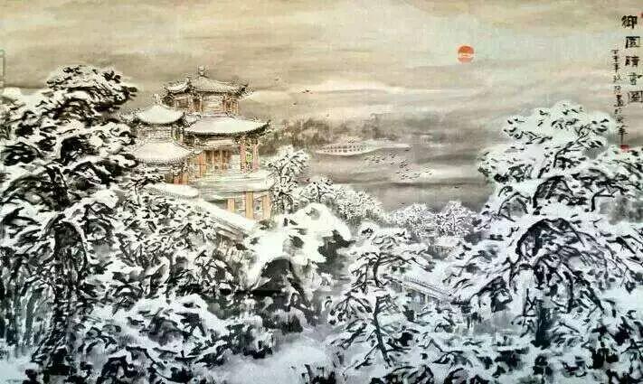 【人物传真】著名蒙古族青年艺术家——敖特 第30张 【人物传真】著名蒙古族青年艺术家——敖特 蒙古画廊