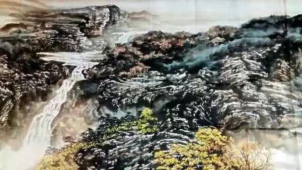 【人物传真】著名蒙古族青年艺术家——敖特 第33张 【人物传真】著名蒙古族青年艺术家——敖特 蒙古画廊
