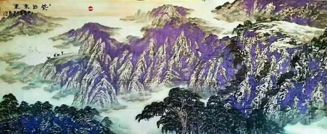 【人物传真】著名蒙古族青年艺术家——敖特 第34张 【人物传真】著名蒙古族青年艺术家——敖特 蒙古画廊