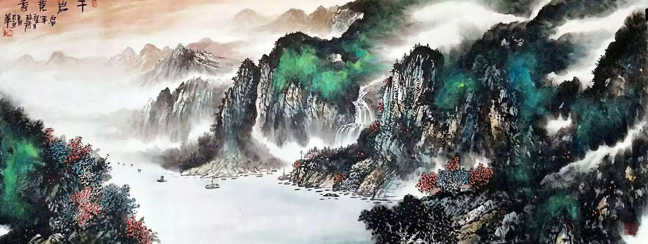 【人物传真】著名蒙古族青年艺术家——敖特 第36张 【人物传真】著名蒙古族青年艺术家——敖特 蒙古画廊
