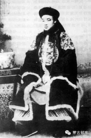 贡桑诺尔布与近代蒙古族历史之最 第1张