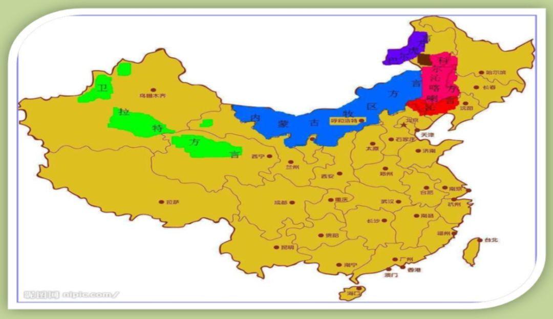 蒙古语和中国蒙古族语言生活现状,了解一下 第3张 蒙古语和中国蒙古族语言生活现状,了解一下 蒙古文化