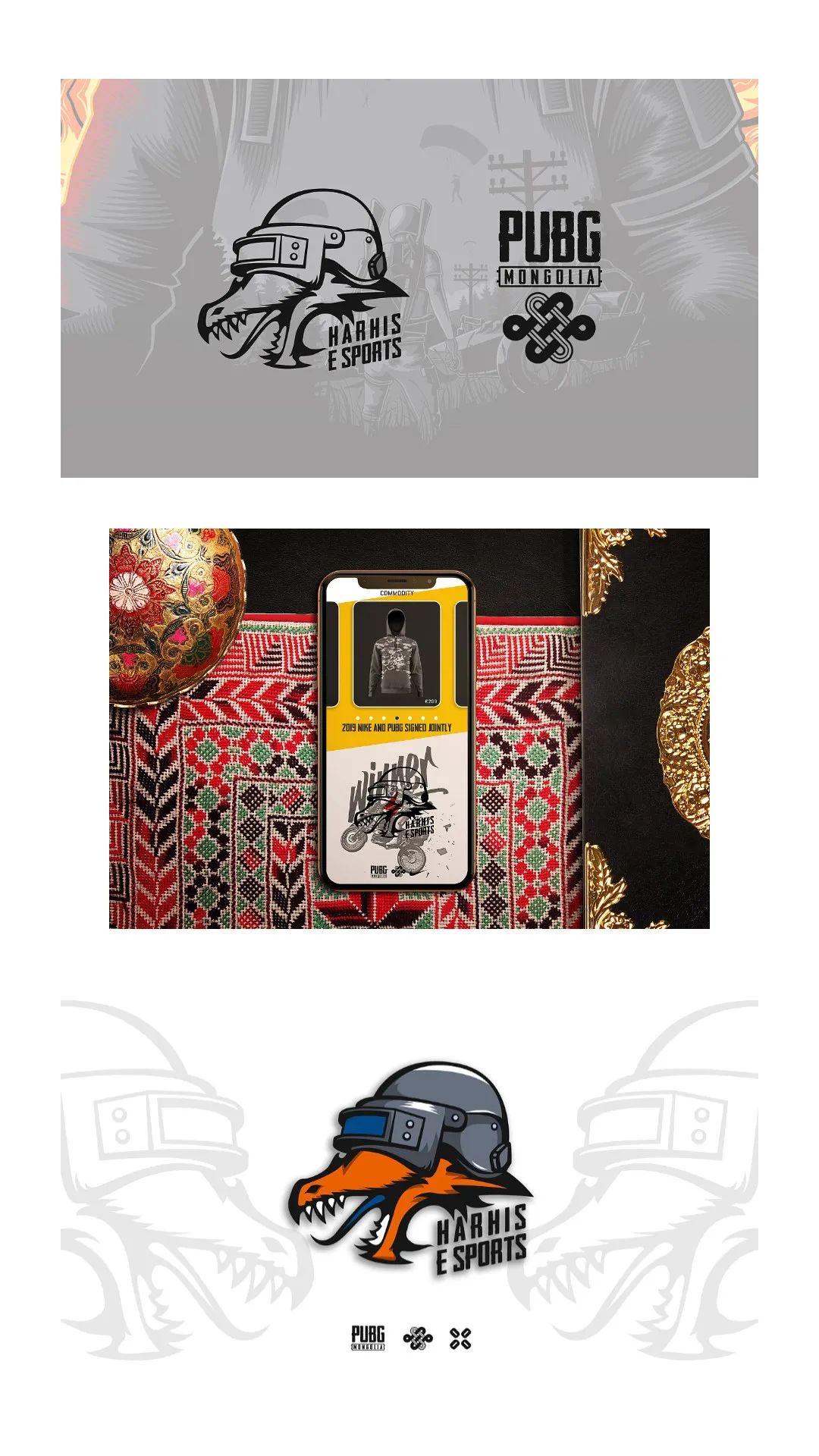 超赞的蒙元素设计-看完马上收藏 #Hotoch-Design#设计案例 第13张