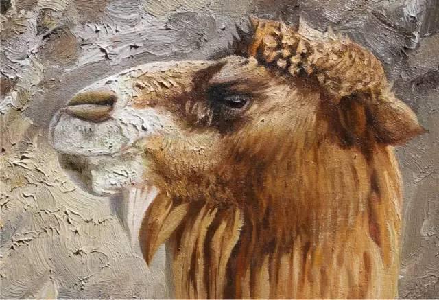 艺术家恩和:与骆驼的不解情缘 第2张